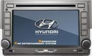 Штатная мультимедиа магнитола HYUNDAI H1 STAREX (2007-2015)