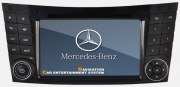 Штатная мультимедиа магнитола MERCEDES BENZ W211 / W219 / W463