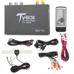 Тюнер для приема цифрового ТВ (DVB-T2) / Двойной тюнер