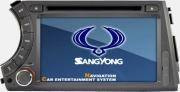Штатная мультимедиа магнитола SSANGYONG KYRON / ACTYON / ACTYON SPORTS / KORANDO SPORTS