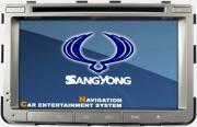 Штатная мультимедиа магнитола SSANGYONG REXTON III (2012-2015)